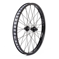 Cult BMX Crew Front Wheel Black