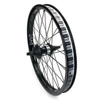 Cult Crew FC Wheel Black