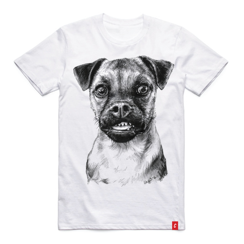 Colony Hardy T White L